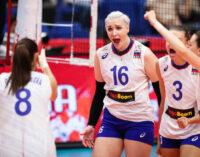 Китай громит Россию в третьем туре Кубка мира по волейболу