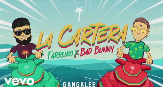 Reggay & Reggeton в новом видосе Farruko, Bad Bunny – La Cartera