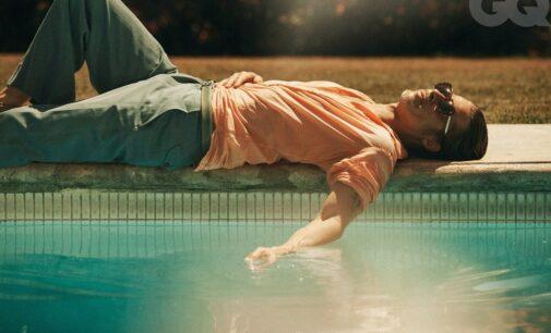 """В стиле """"старого Голливуда"""": брутальный Брэд Питт снялся для обложки GQ"""