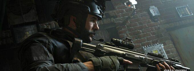 Новую часть Call of Duty сняли с продажи в России.