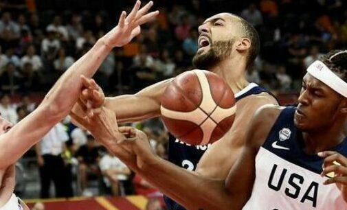 Сборная США потерпела поражение от команды Франции на чемпионате мира по баскетболу