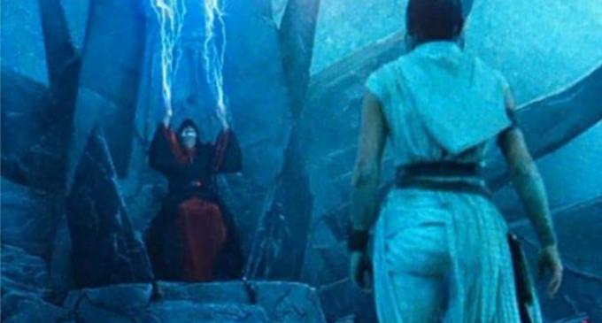 Кадры финала девятых Звездных войн слили в Сеть