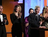 Дэвид Линч получил «Оскар»