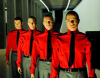 Kraftwerk даст единственный концерт