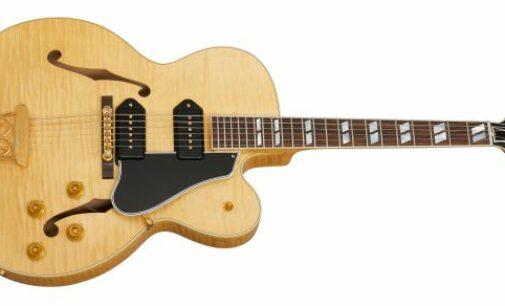 Gibson выпускает модель с автографом Чака Берри