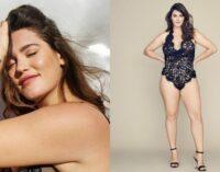Victoria's Secret впервые нанял модель plus-size