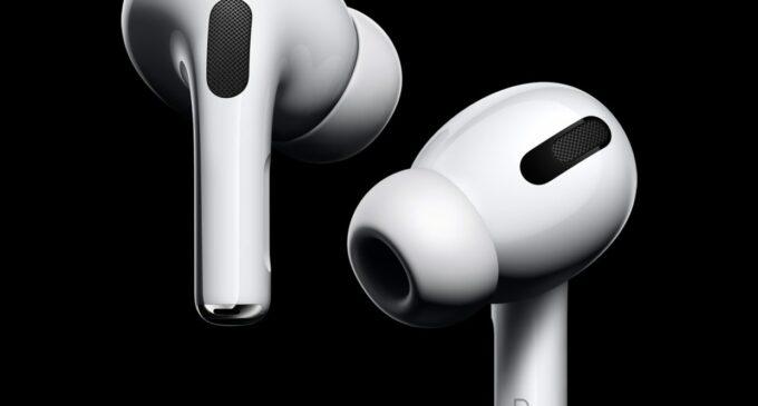 Apple представила наушники AirPods Pro с шумоподавлением
