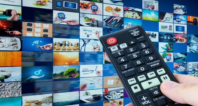В РФ отключают аналоговое ТВ