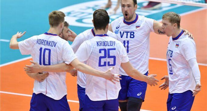 Россия проиграла Польше на Кубке мира по волейболу