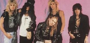 Клип Guns N'Roses на песню Sweet Child O' Mine установил рекорд на YouTube