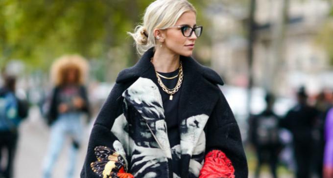 Лучшая одежда на Неделе моды в Париже (ФОТО)