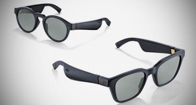 В России поступили в продажу «музыкальные» очки