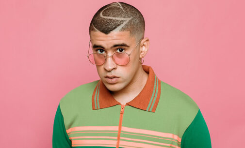 Bad Bunny выступил на Pornohub Awards
