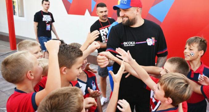 Баста стал владельцем футбольного клуба «СКА Ростов-на-Дону»