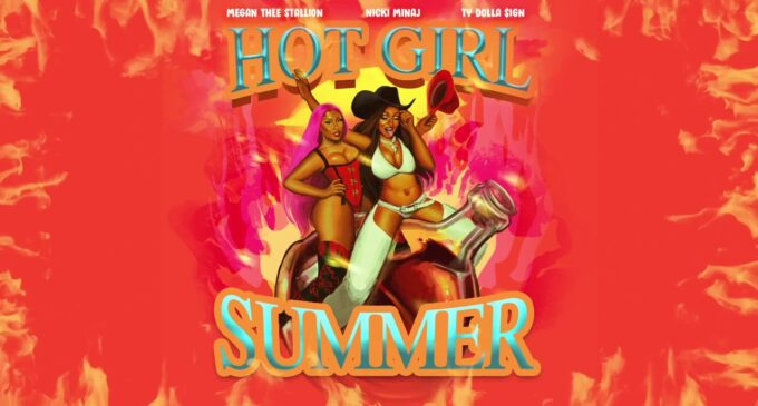 Трек Summer от  Megan Thee Stallion бьет рекорды