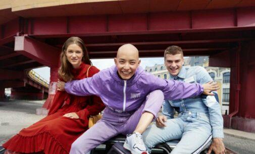 Порвать постер и забрать одежду: Zalando запустил необычную акцию против стереотипов в моде