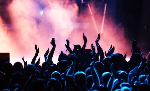 Концерты ноября в Москве