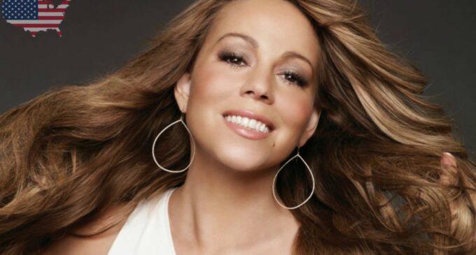 Рождественский хит Mariah Carey побил три мировых рекорда