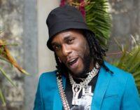 АФРИКА. Бурна Бой в Twitter критикует нигерийских артистов