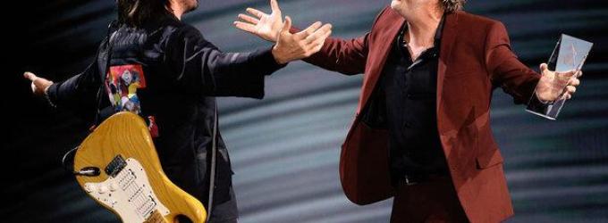"""Bad Bunny , """"Металлика"""", Ларс Ульрих, Хуанес и другие интересные моменты конкурса Latin American Awards 2019"""