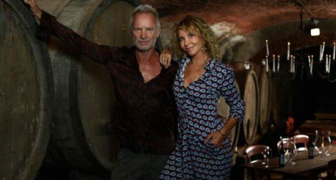 """Почему новое вино от Sting """"Roxanne"""" – это не просто очередной бренд от знаменитости"""