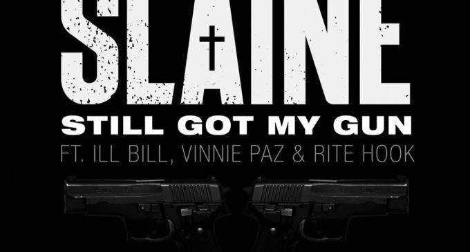 Slaine — «Still Got My Gun» (feat. Ill Bill, Vinnie Paz & Rite Hook)