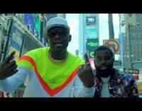 Звезда ямайского дансхолла и артист из афровейв объединились для создания новой смешной песни и видео