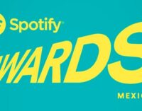 Премия Spotify Awards дебютирует в 2020 году в Мексике и Латинской Америке