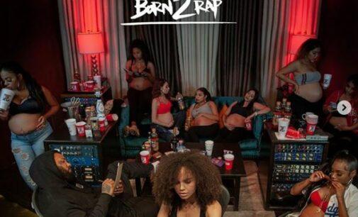 "The Game опубликовал обложку и треклист альбома ""Born 2 Rap"""