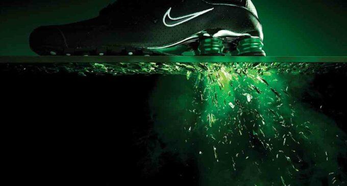 Компания Nike запатентовала кроссовки с блокчейном