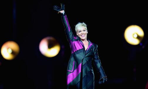 Новости в мире музыки.  По версии Pollstar Pink стала самым гастролирующим артистом года