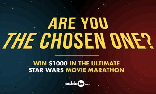 За 22-часовой непрерывный просмотр «Звездных войн» пообещали тысячу долларов