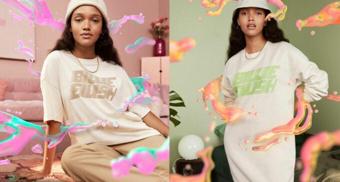 Мода и стиль.  Билли Айлиш создала для H&M коллекцию из переработанных материалов