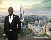 Новость дня. Рэпер Akon стал владельцем города в Сенегале