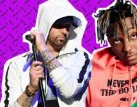 Eminem посвятил «Music To Be Murdered By» умершему Juice WRLD