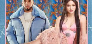 Премьера нового сингла Шакиры — «Me Gusta», записанного совместно с пуэрториканским рэпером Anuel AA