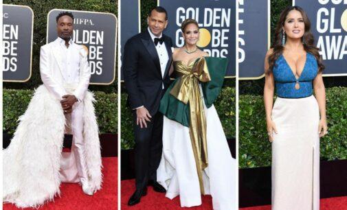 Мода и стиль: 6 худших образов премии «Золотой глобус 2020»