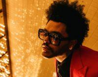 """The Weeknd исполнил сингл """"Heartless"""" на Шоу Стивена Колбера"""