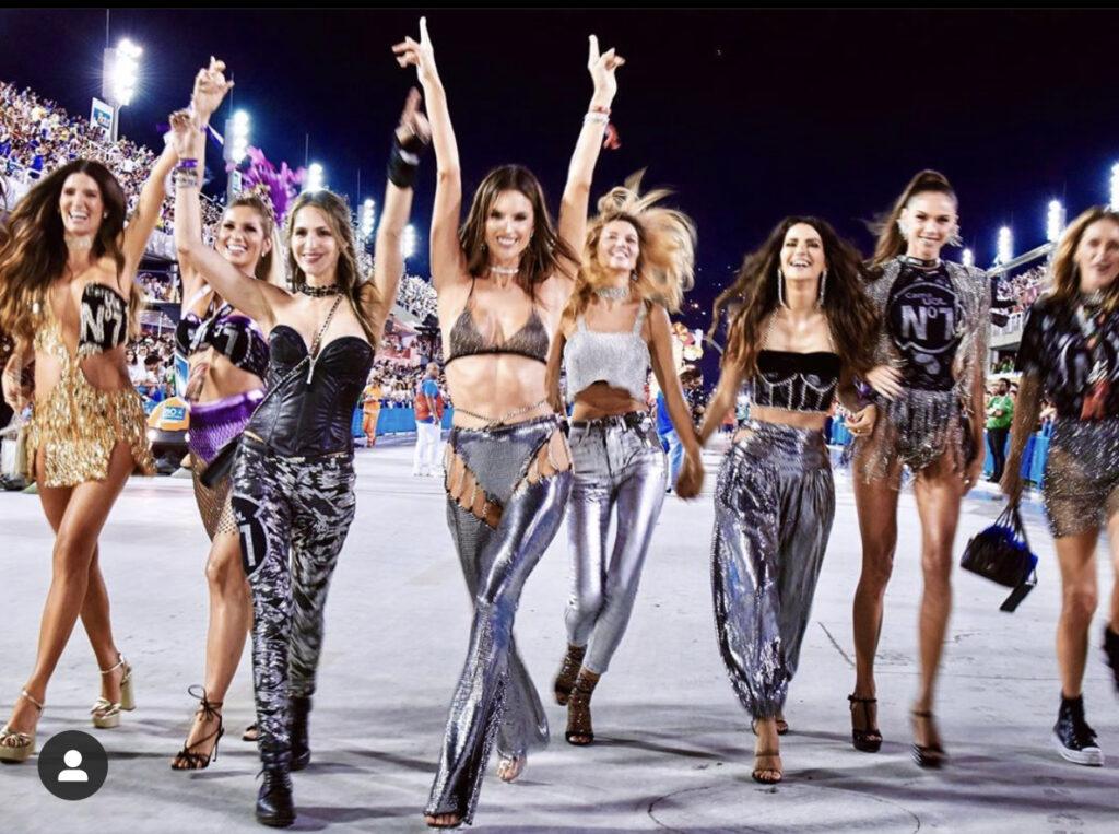 Новости бразильского карнавала