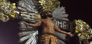 Карнавал в Бразилии. Иисус – для всех людей