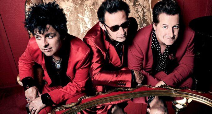 Новости музыки. Группа Green Day выпустила 13-й альбом