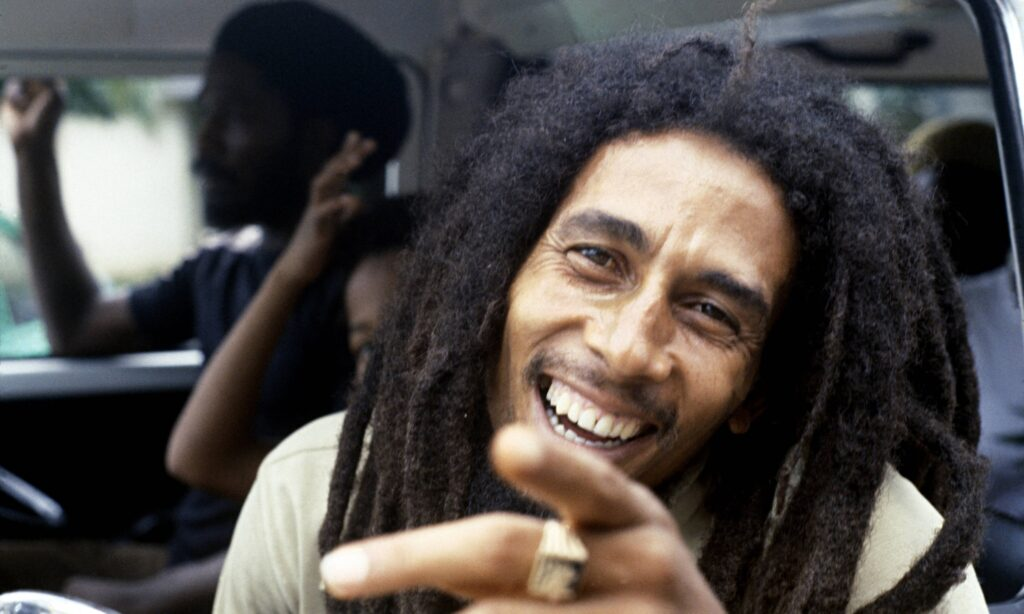 Happy Birthday, Bob Marley