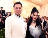 Как тебе такое, Илон Маск? Будущий ребенок Маска и певицы Грейс будет сам выбирать себе пол