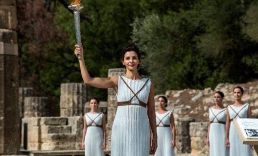 Мировые события спорта. В Древней Греции прошла церемония зажжения Олимпийского огня 2020