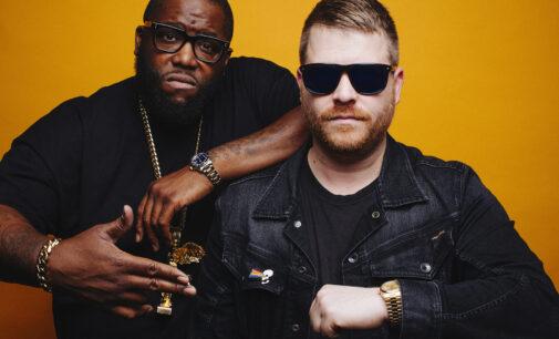 Последние хип-хоп новости. Run the Jewels презентовали первый трек из грядущего альбома «RTJ4»