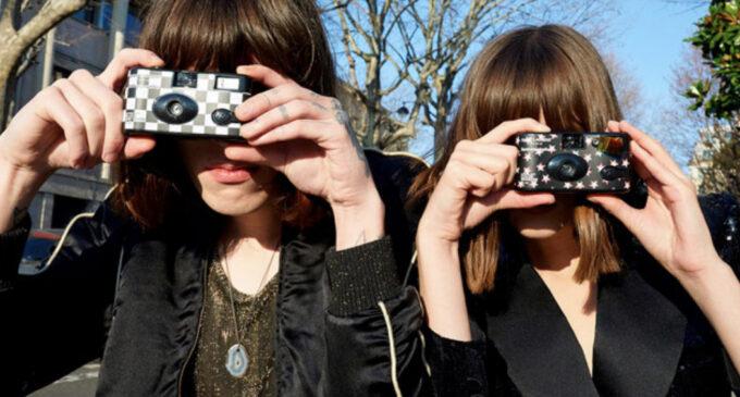Мода и технологии. Saint Laurent выпустил пленочные фотокамеры