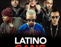 "Реггетон революция. Они входят в ""латинскую банду"" (The Latino Gang)"