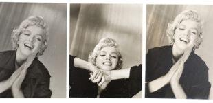 В мире шоубиз. Такой вы ее не видели: архивные кадры Мэрилин Монро