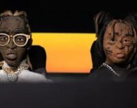 Новости рэп музыки. Премьера клипа Trippie Redd feat. Young Thug «YELL OH»