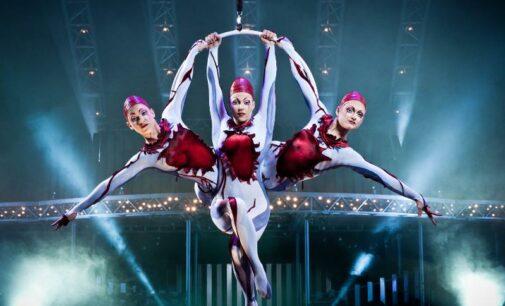 Мировое шоу онлайн. Cirque du Soleil представит онлайн новое 60-минутное шоу